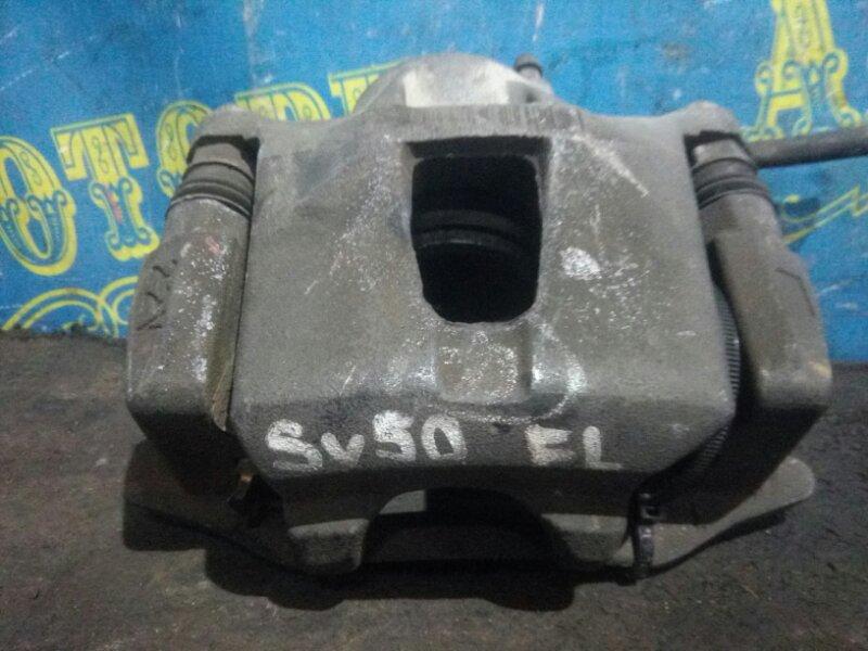Суппорт Toyota Vista SV50 передний левый
