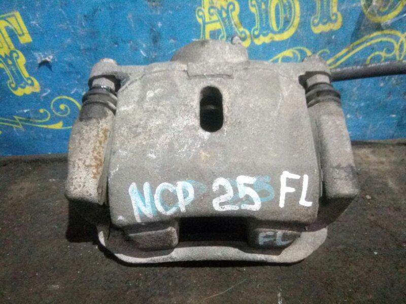 Суппорт Toyota Funcargo NCP25 передний левый