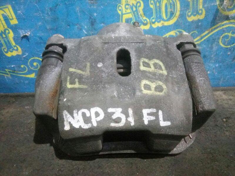 Суппорт Toyota Bb NCP31 передний левый