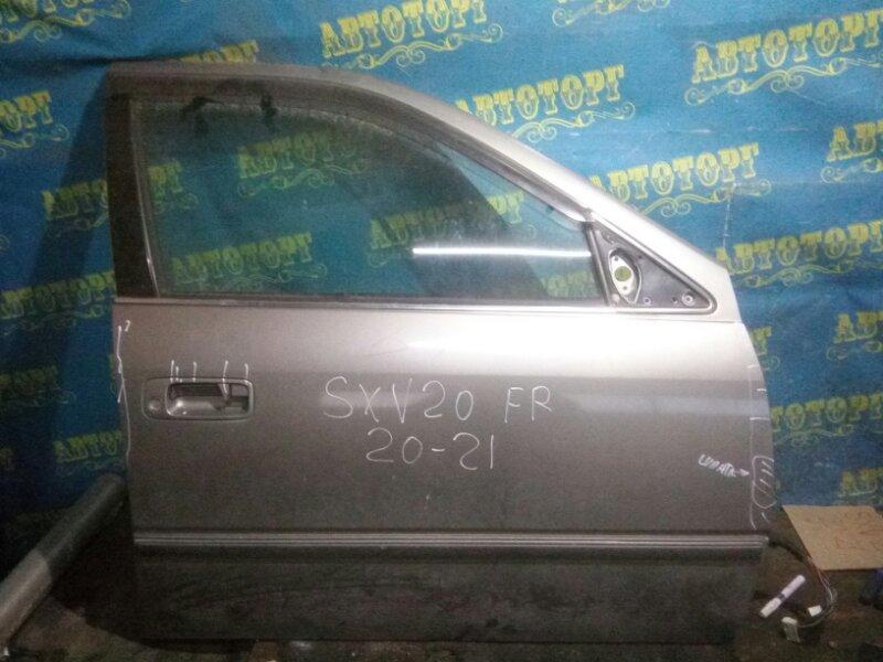 Дверь Toyota Camry Gracia SXV20 5S-FE 1997 передняя правая