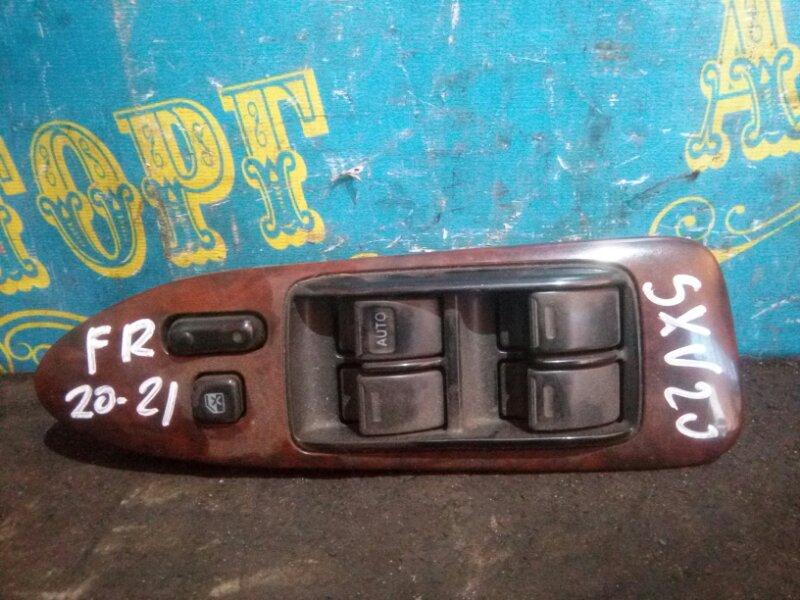 Блок упр. стеклоподьемниками Toyota Camry Gracia SXV20 5S-FE 1997 передний правый