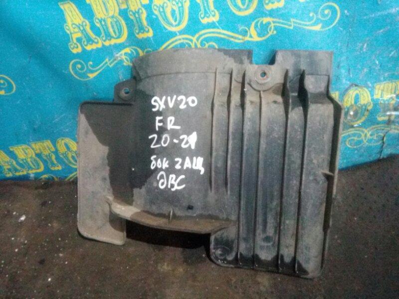 Защита двигателя Toyota Camry Gracia SXV20 5S-FE 1997 передняя правая