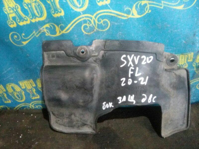 Защита двигателя Toyota Camry Gracia SXV20 5S-FE 1997 передняя левая