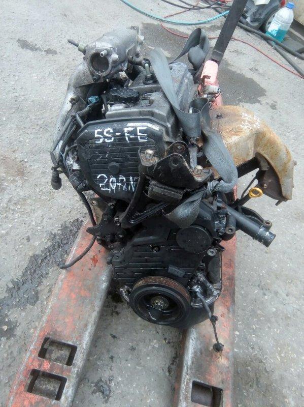 Двигатель Toyota Camry Gracia SXV20 5S-FE 1997