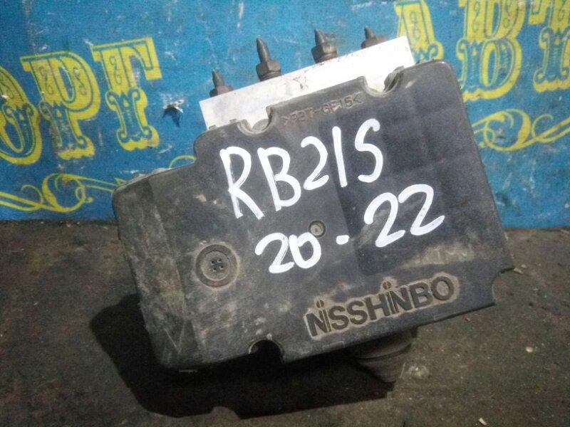 Блок abs Suzuki Aerio RB21S M15A 2001
