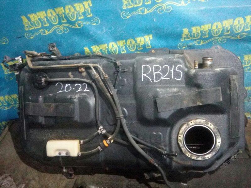Бензобак Suzuki Aerio RB21S M15A 2001