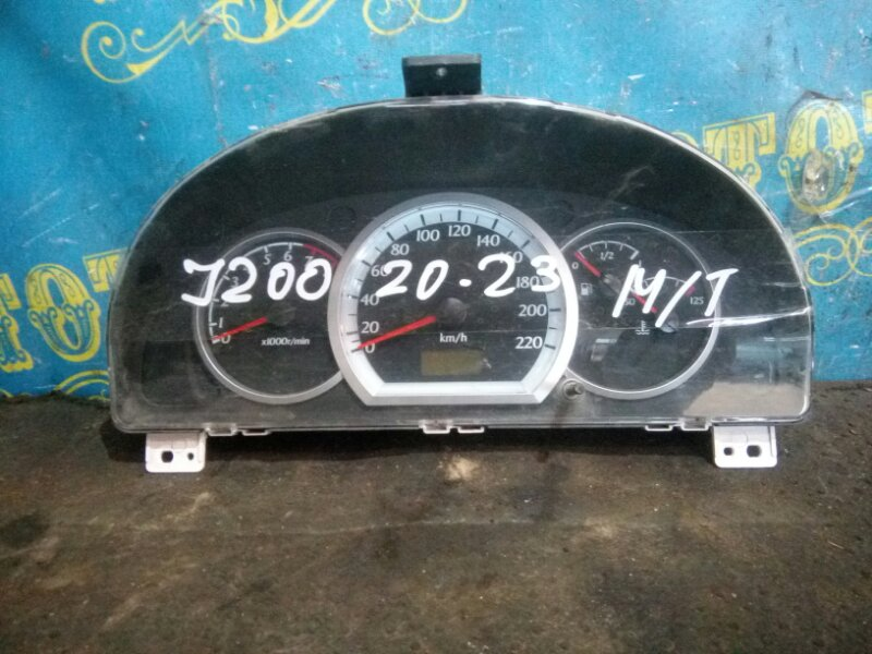 Щиток приборов Chevrolet Lacetti J200 F16D3 2012