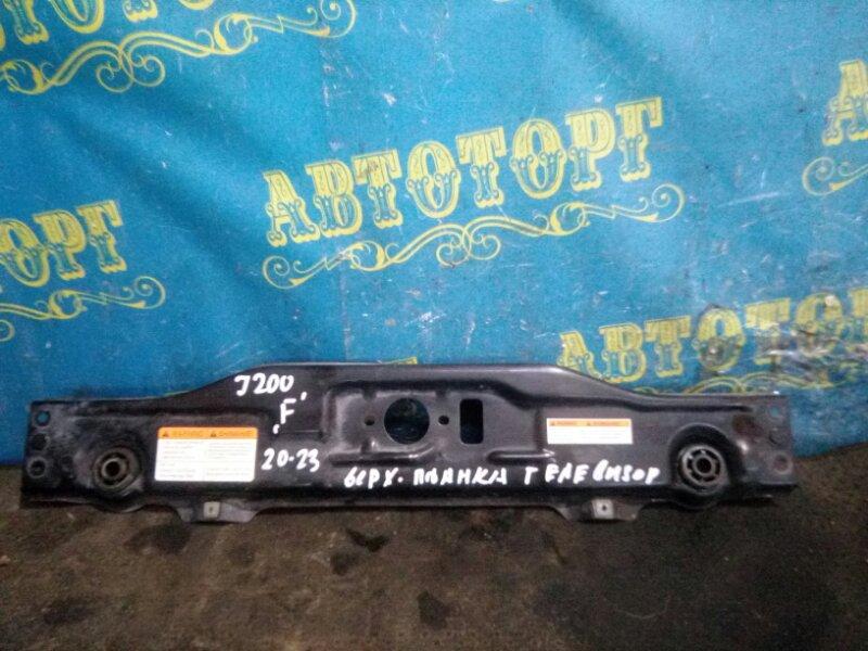 Планка телевизора Chevrolet Lacetti J200 F16D3 2012 верхняя