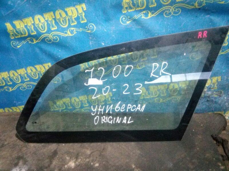 Стекло багажника Chevrolet Lacetti J200 F16D3 2012 заднее правое