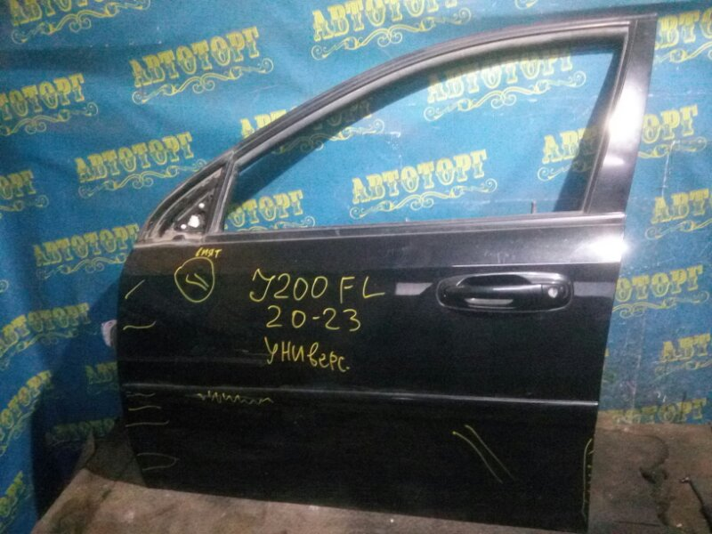 Дверь Chevrolet Lacetti J200 F16D3 2012 передняя левая