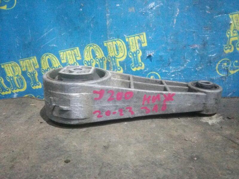 Подушка двигателя Chevrolet Lacetti J200 F16D3 2012 задняя
