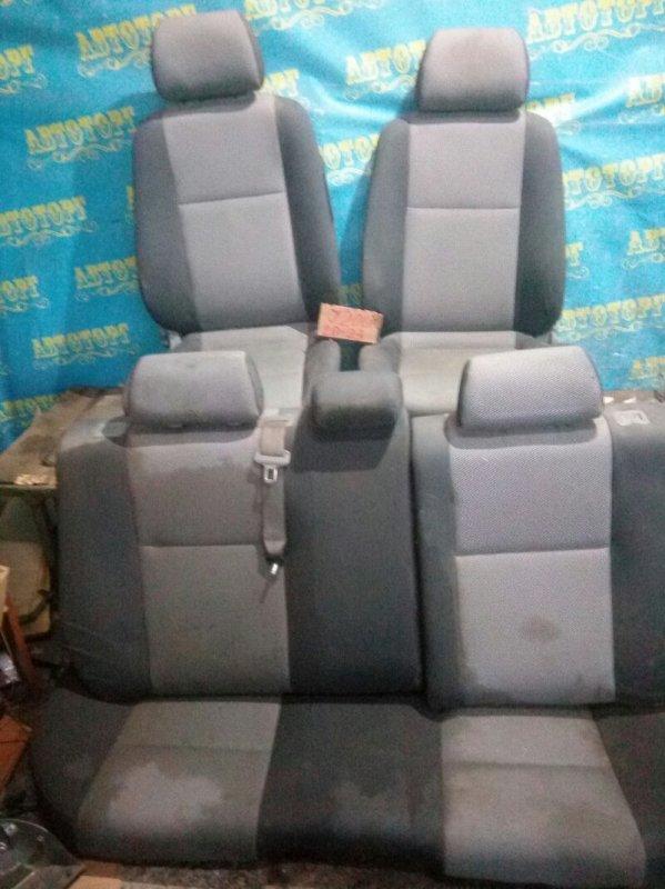 Сидения комплект Chevrolet Lacetti J200 F16D3 2012
