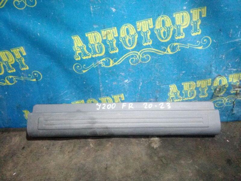 Порожек пластиковый Chevrolet Lacetti J200 F16D3 2012
