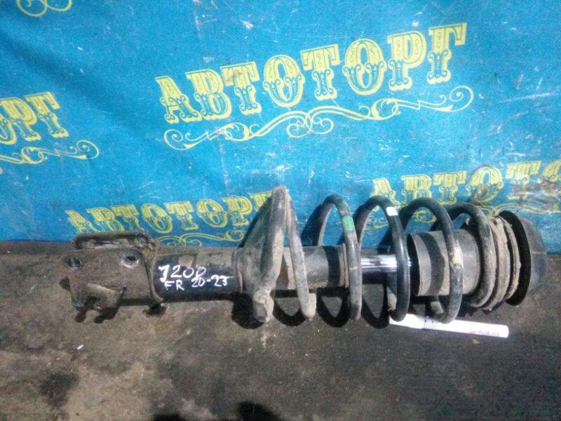 Стойка Chevrolet Lacetti J200 F16D3 2012 передняя правая