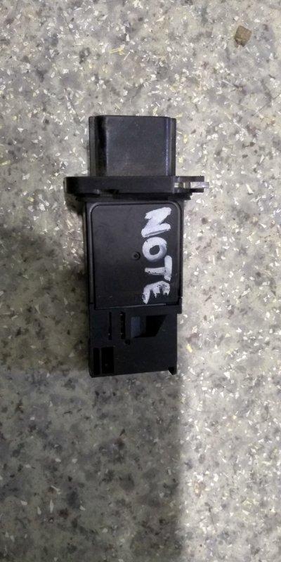 Датчик расхода воздуха Nissan Note E11 HR15