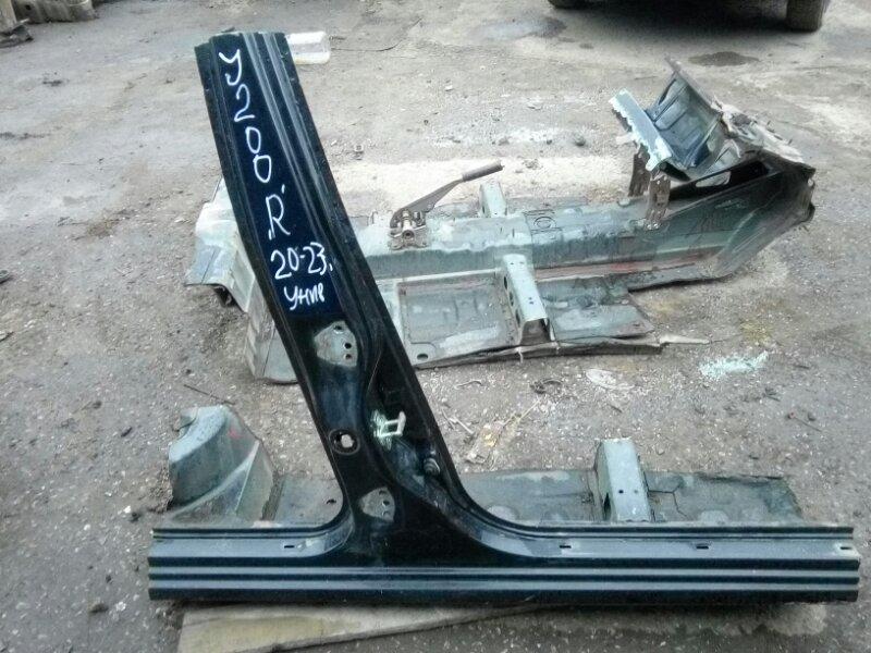Порог Chevrolet Lacetti J200 F16D3 2012 правый