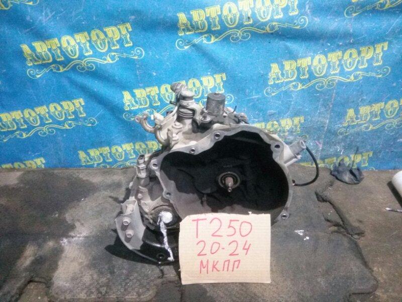 Мкпп Chevrolet Aveo T250 B12D1 2009