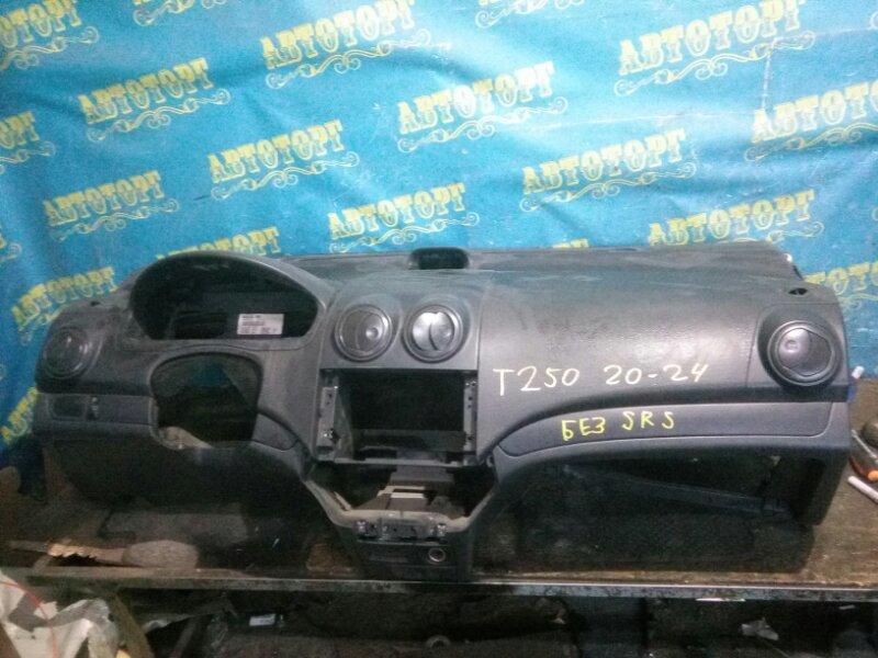 Торпеда Chevrolet Aveo T250 B12D1 2009