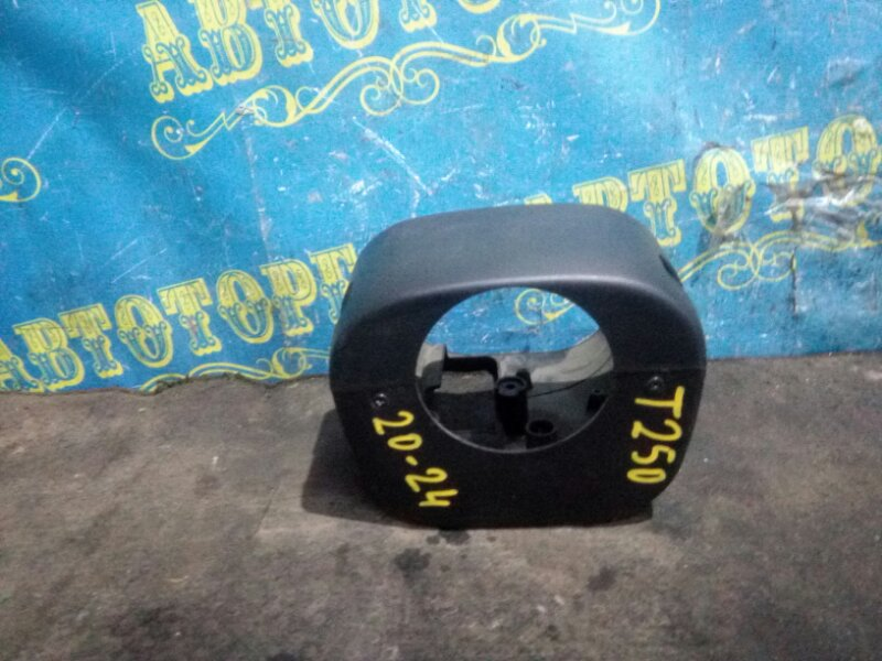 Кожух рулевой колонки Chevrolet Aveo T250 B12D1 2009
