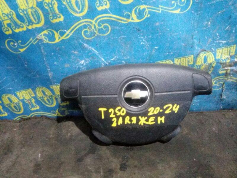 Airbag на руль Chevrolet Aveo T250 B12D1 2009