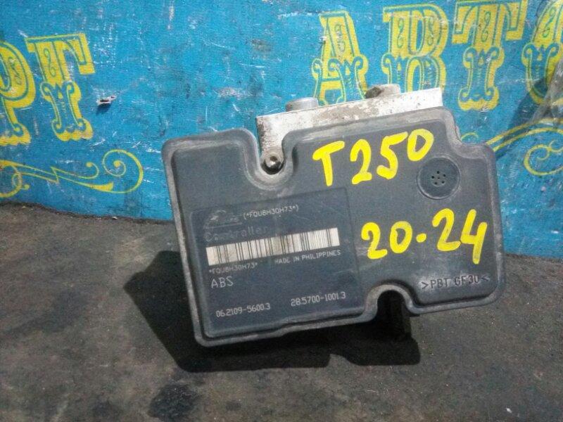 Блок abs Chevrolet Aveo T250 B12D1 2009