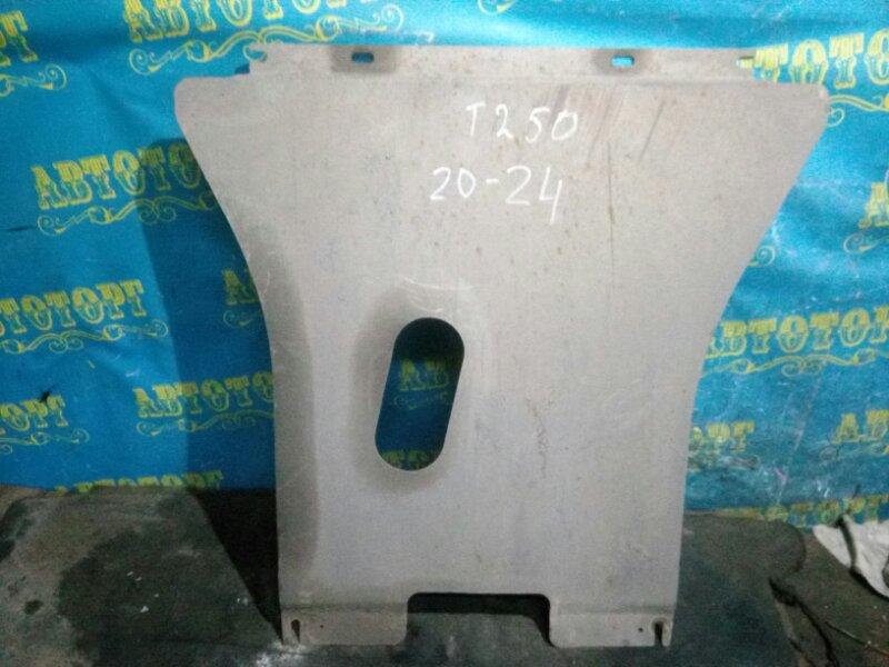 Защита двигателя Chevrolet Aveo T250 B12D1 2009