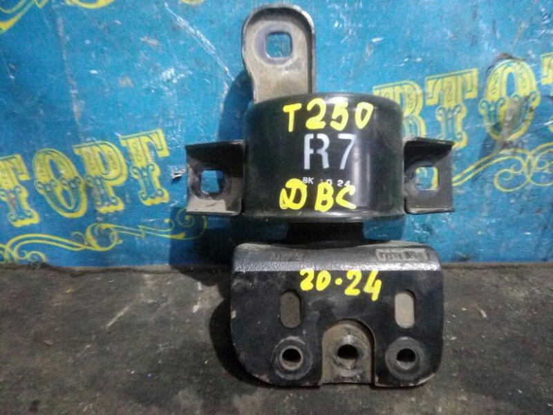 Подушка двигателя Chevrolet Aveo T250 B12D1 2009 передняя правая