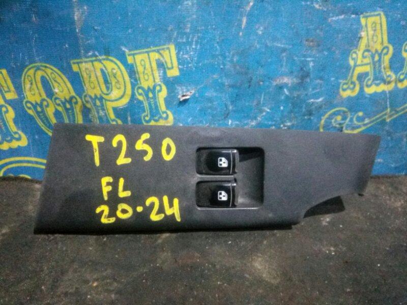 Блок упр. стеклоподьемниками Chevrolet Aveo T250 B12D1 2009 передний левый