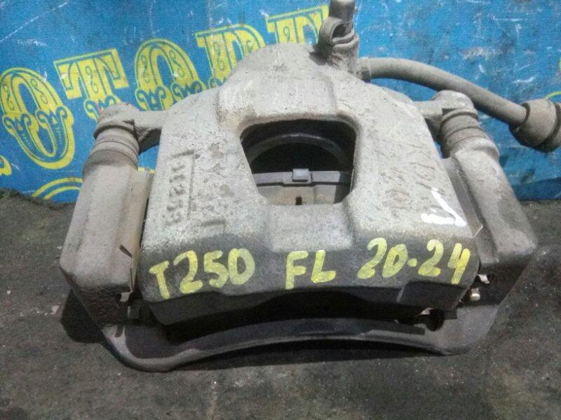 Суппорт Chevrolet Aveo T250 B12D1 2009 передний левый