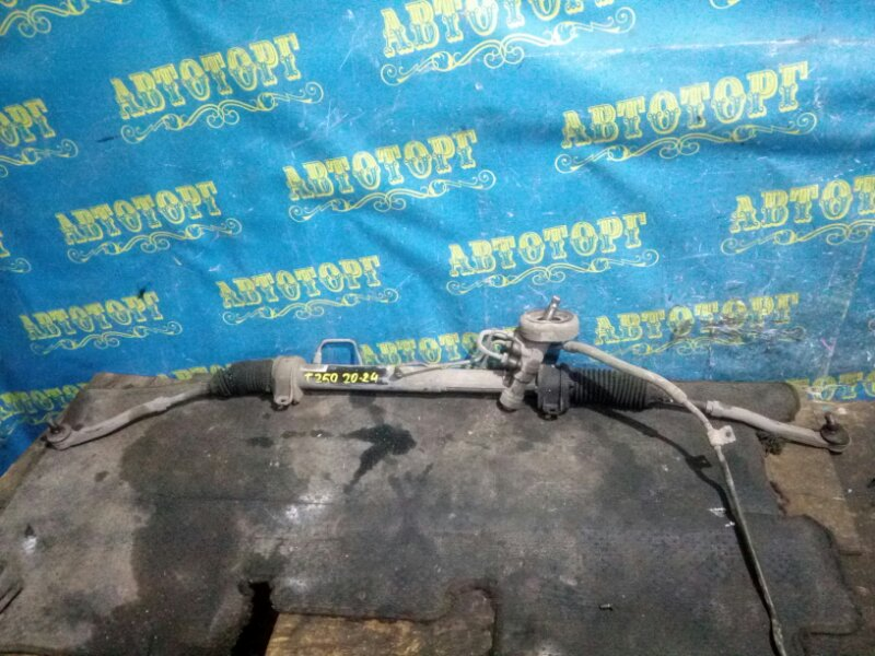 Рулевая рейка Chevrolet Aveo T250 B12D1 2009
