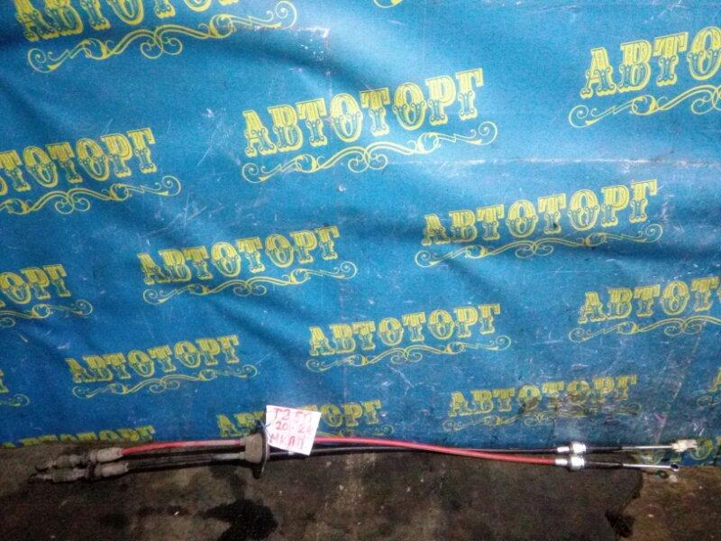 Трос переключения мкпп Chevrolet Aveo T250 B12D1 2009