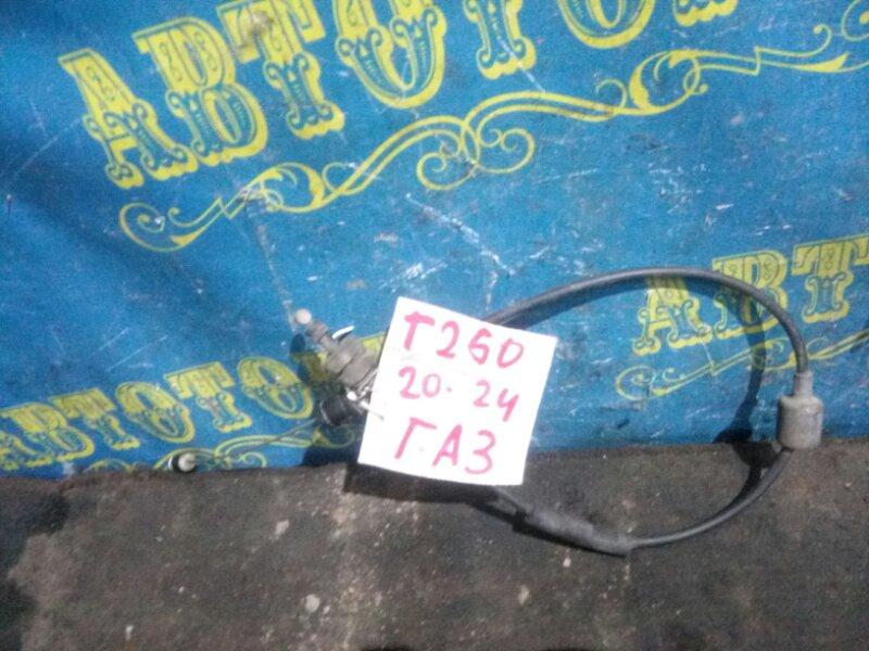 Трос газа Chevrolet Aveo T250 B12D1 2009