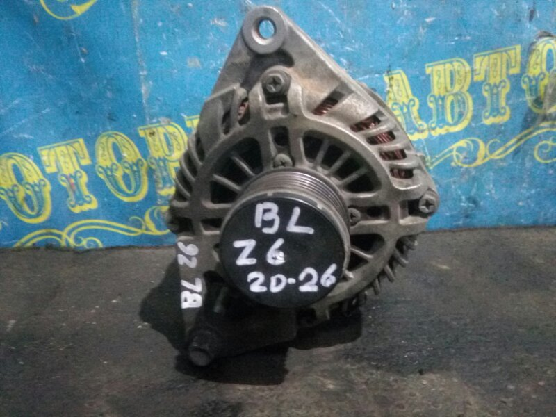 Генератор Mazda 3 BL Z6 2009