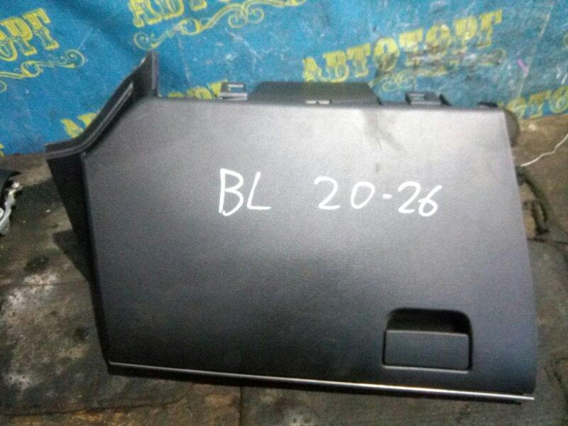 Бардачок Mazda 3 BL Z6 2009