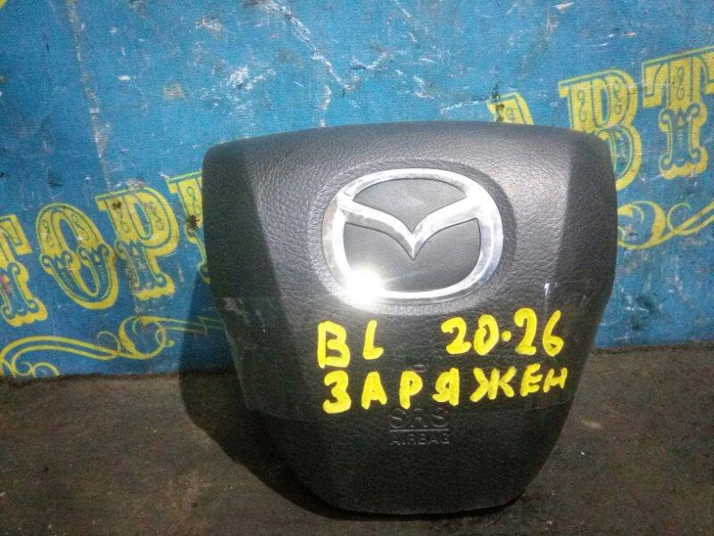 Airbag на руль Mazda 3 BL Z6 2009
