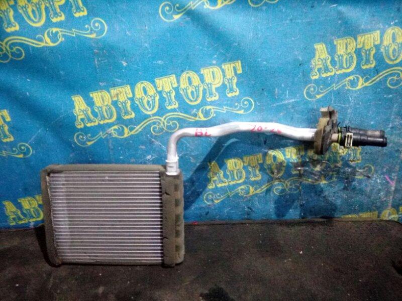 Радиатор печки Mazda 3 BL Z6 2009 левый