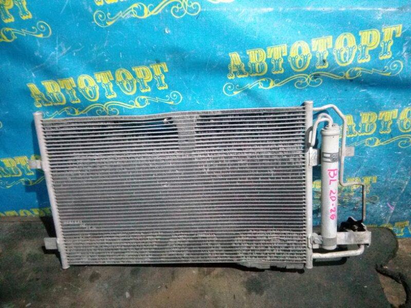 Радиатор кондиционера Mazda 3 BL Z6 2009