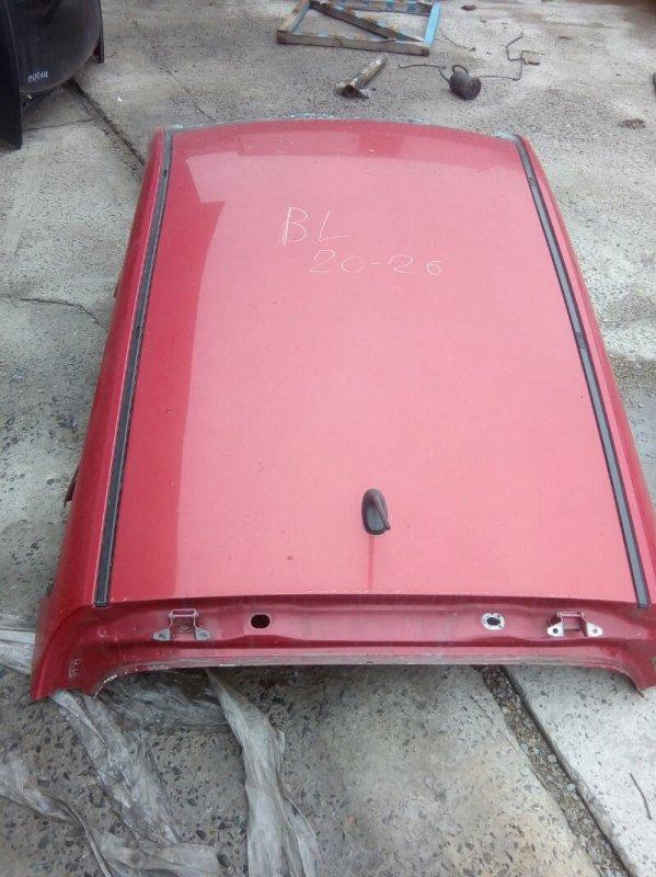 Крыша Mazda 3 BL Z6 2009