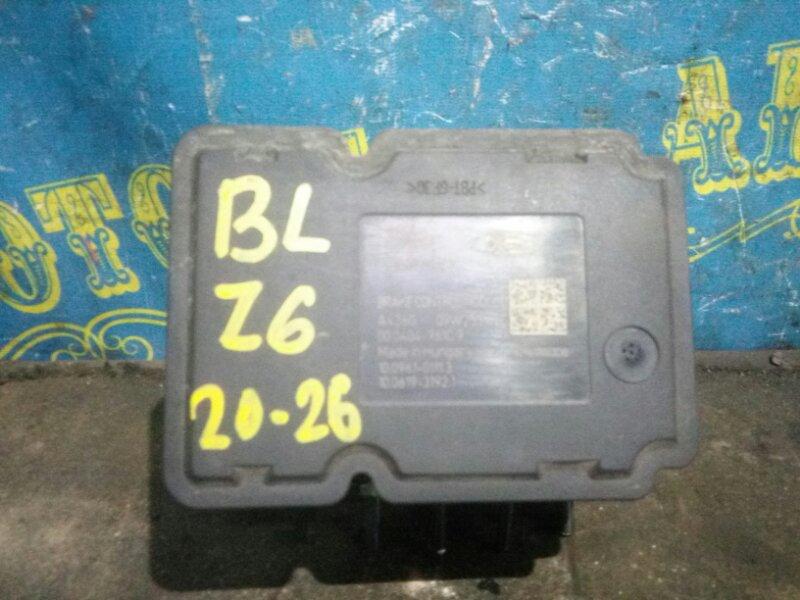 Блок abs Mazda 3 BL Z6 2009