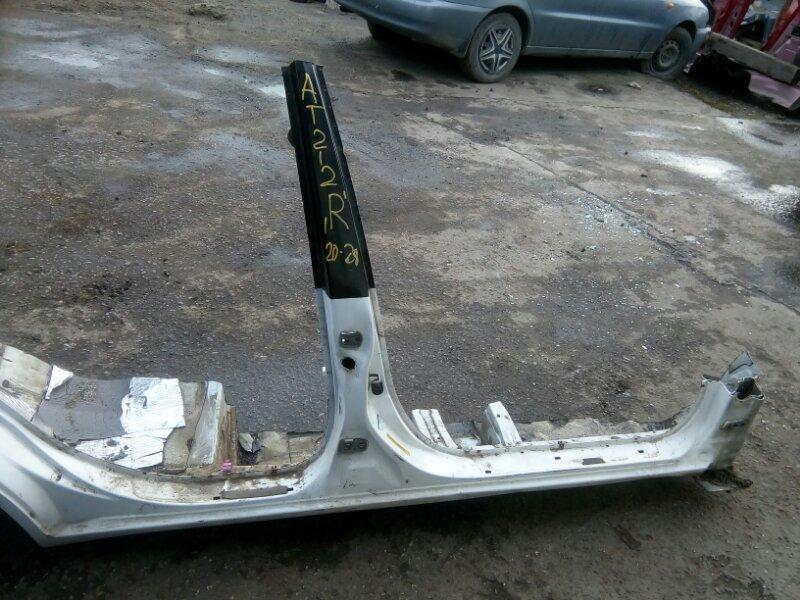 Порог Toyota Carina AT212 5AFE 1998 правый
