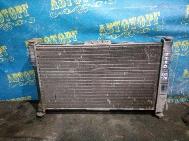 Радиатор основной Chevrolet Lanos T100 A15SMS 2006