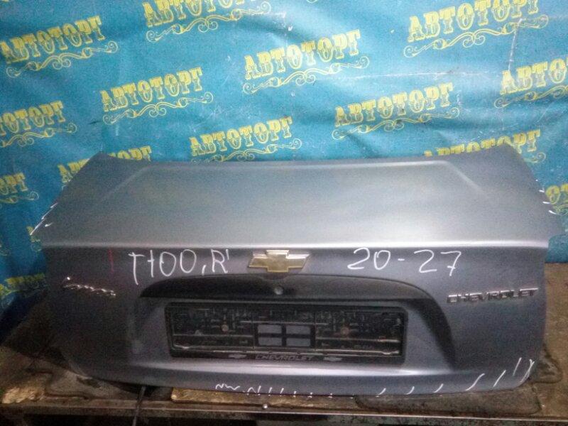 Крышка багажника Chevrolet Lanos T100 A15SMS 2006