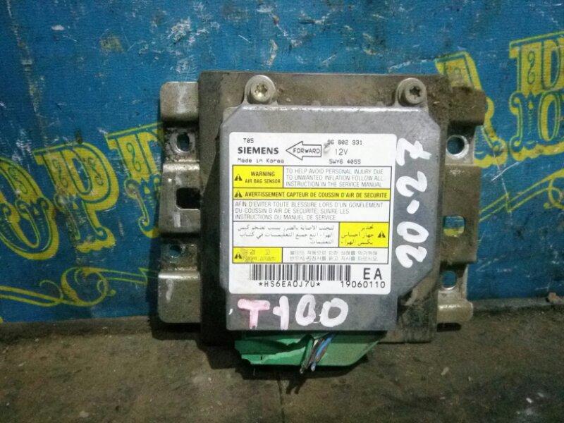 Блок управления airbag Chevrolet Lanos T100 A15SMS 2006