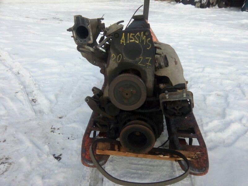 Двигатель Chevrolet Lanos T100 A15SMS 2006