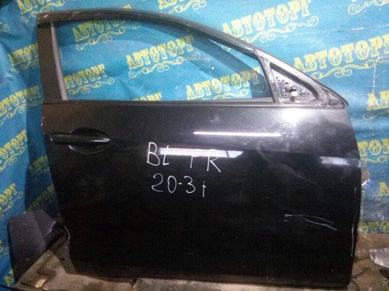 Дверь Mazda 3 BL Z6 2012 передняя правая