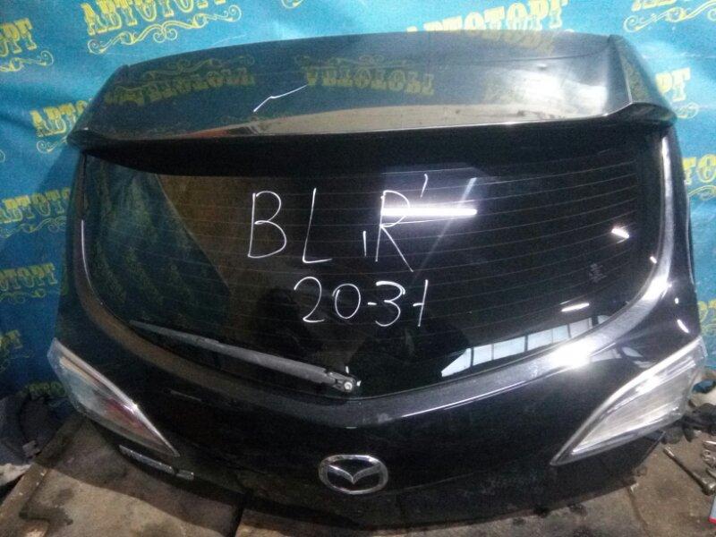 Дверь 5-я Mazda 3 BL Z6 2012