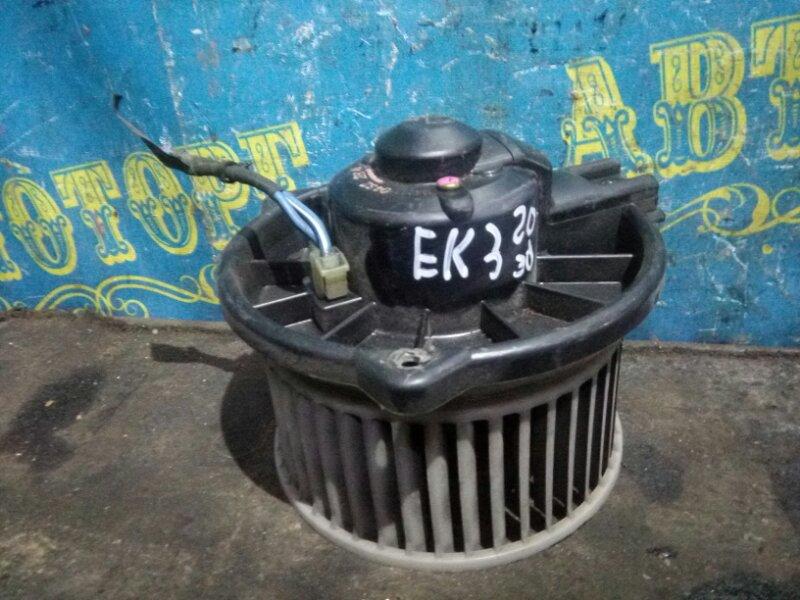Мотор печки Honda Civic EK3 D15B 1998