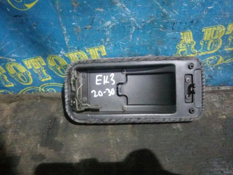 Бардачок между сиденьями Honda Civic EK3 D15B 1998