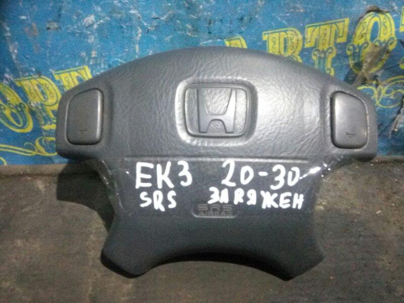 Airbag на руль Honda Civic EK3 D15B 1998