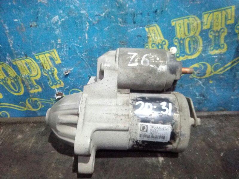 Стартер Mazda 3 BL Z6 2012